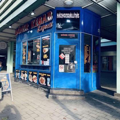 Döner Kebab Express / XXI. kerület