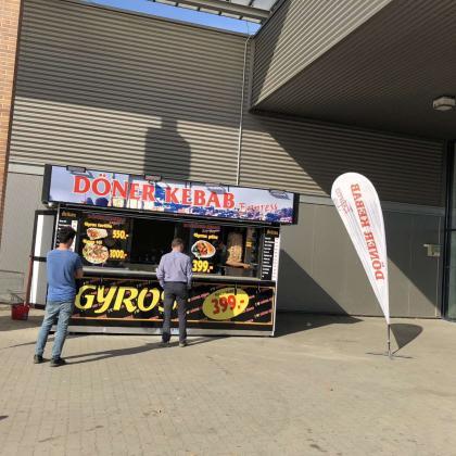 Döner Kebab Express / Szeged