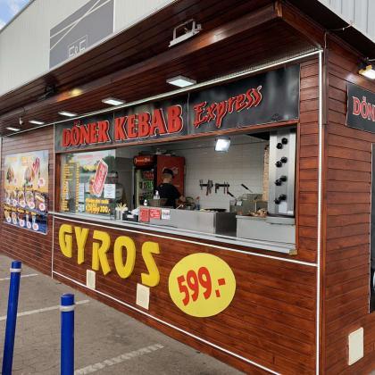 Döner Kebab Express / Kecskemét