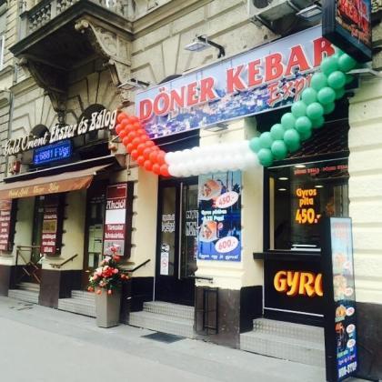 Döner Kebab Express / IX. kerület