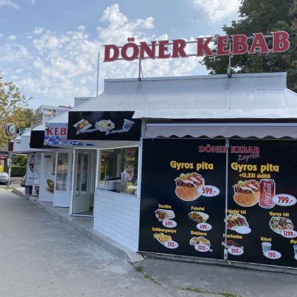 Döner Kebab Express / XI. kerület