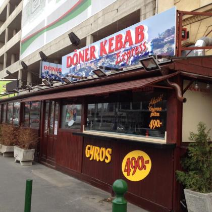 Döner Kebab Express / XIV. kerület